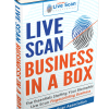 Online Live Scan Business Class, Live Scan Business In A Box